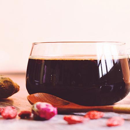 小仙女們的氣血補給站——暖姜黑糖茶