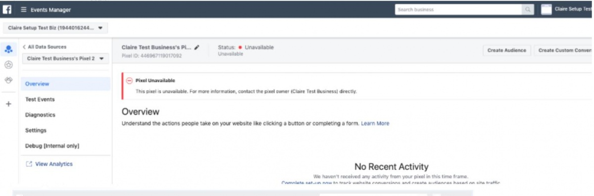 Facebook更新