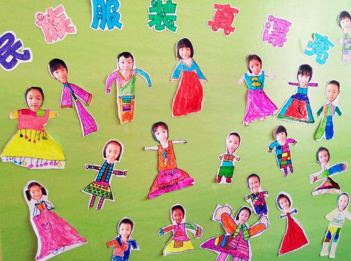 《中国娃》  数学区 音乐区 故事阅读区 墙饰 动物视力表 挂饰 数学区