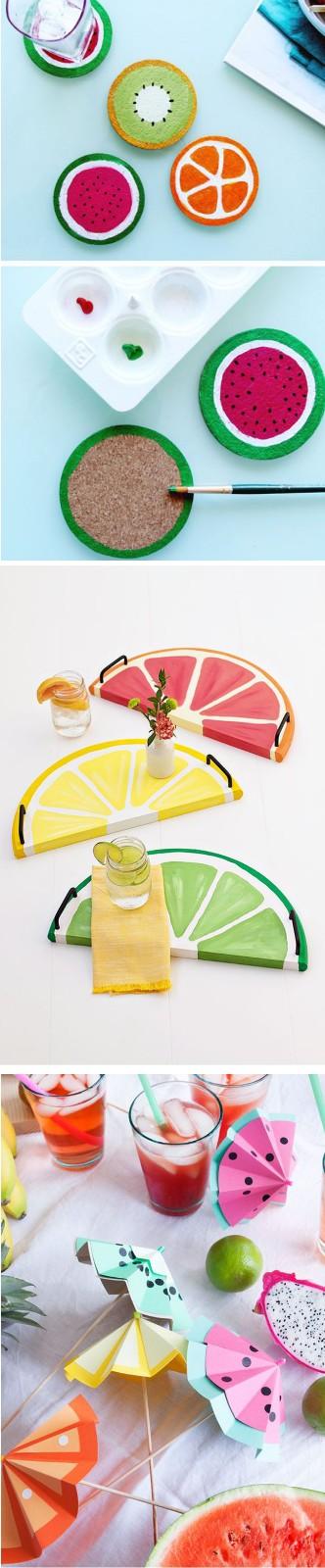 【环境创设】幼儿园建构式课程——小班第三主题《好吃的水果》