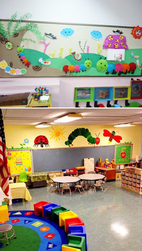 正文  【环境创设】幼儿园建构式课程小班(上)第四主题——落叶飘飘 4