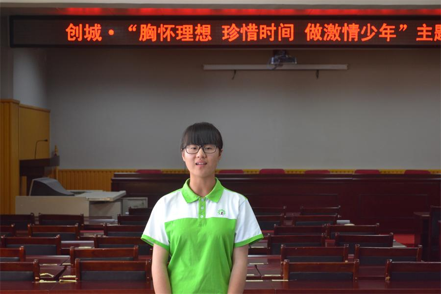 309董亚茹演讲《乘青春之舟,扬理想之帆》.JPG