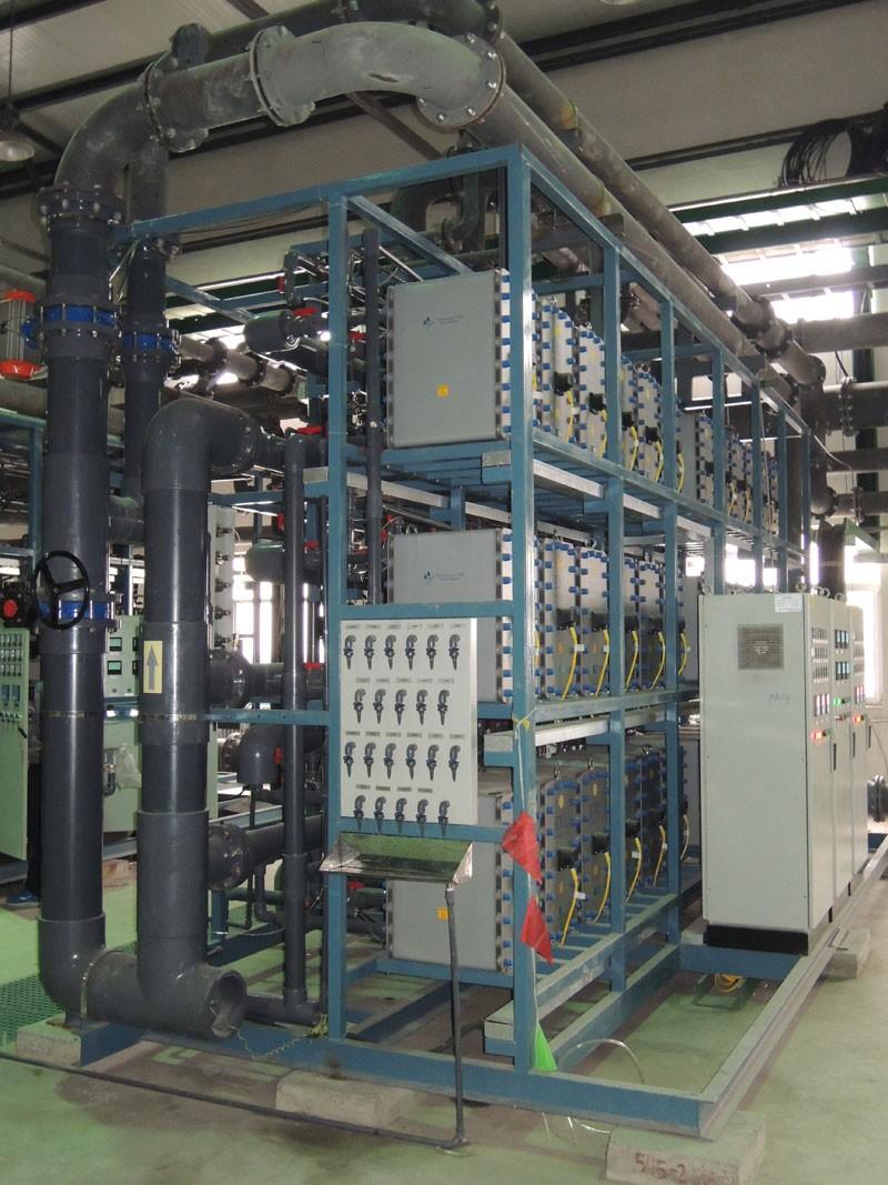 万源电厂超纯水设备
