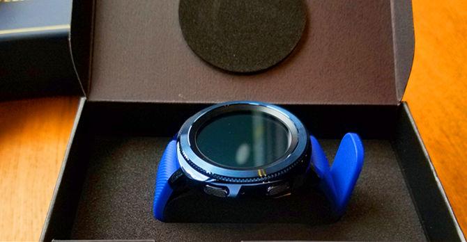 蓝色小精灵—小达人眼中的Gear Sport
