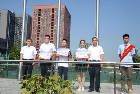 我校团委、2个团支部、2名老师荣获共青团成都市委表彰