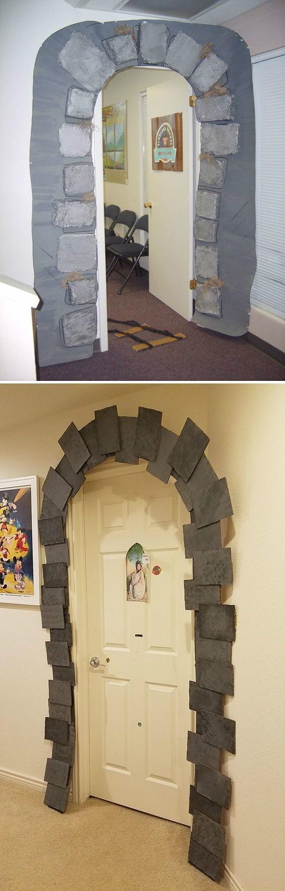 【环境布置】幼儿园建构式课程小班(下)第六主题:石头大玩家