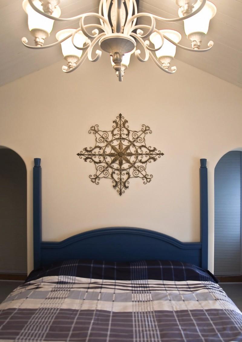 悠闲时光--地中海风格主卧室图片1,成都装修公司,成都人和雅风装饰公司