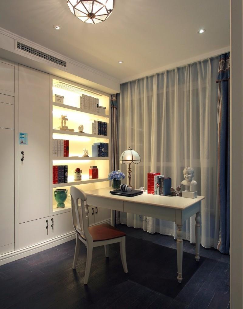 成都地中海风格装修效果图三室两厅83平多少钱?成都装修公司分享