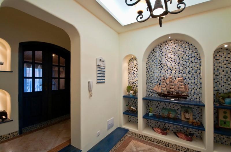 悠闲时光--地中海风格客厅端景图片1,成都装修公司,成都人和雅风装饰公司