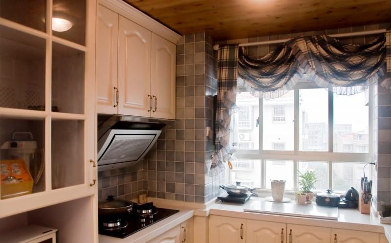 悠闲时光--地中海风格厨房图片1,成都装修公司,成都人和雅风装饰公司