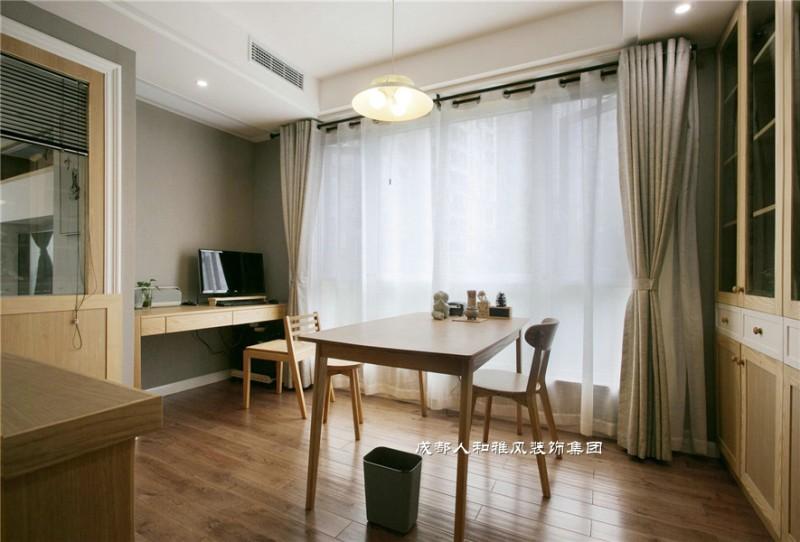 时光静好是现代风格卧室2装修的图片,成都装修公司,成都人和雅风装饰公司
