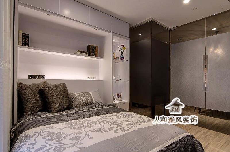 再见北欧——朴实之美是北欧风格的装修风格的装修卧室照片,成都装饰公司,成都人和雅风装饰公司