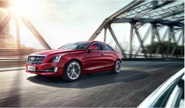 世贸期待您的光临.   新款凯迪拉克   风尚运动豪华轿车