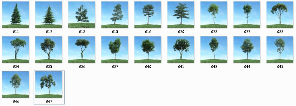VRay3.4代理树.png