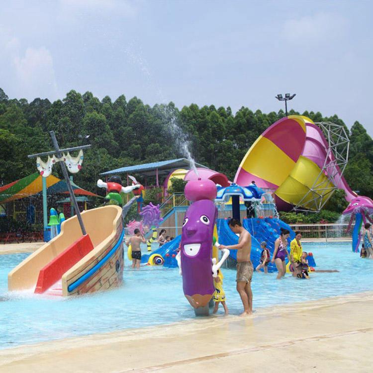 儿童水上游乐设备