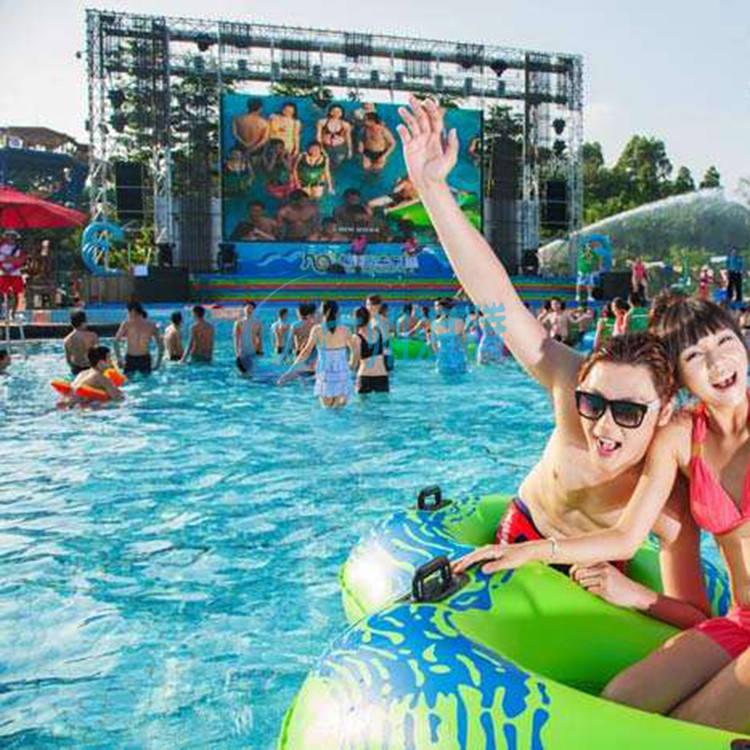 水上乐园设备-人工造浪