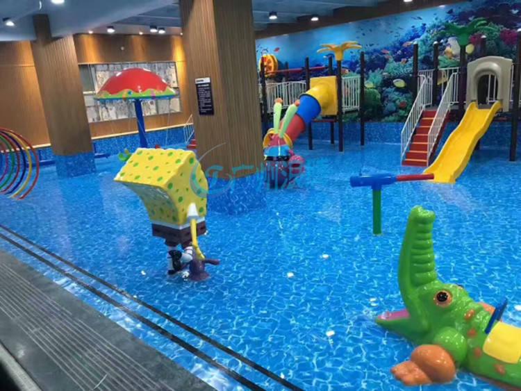 室内儿童水上乐园