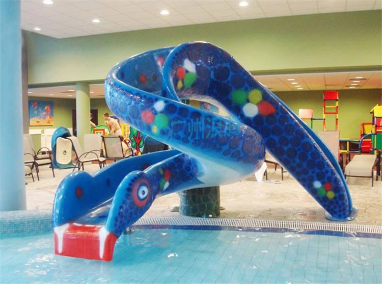 水上乐园设备-儿童滑梯