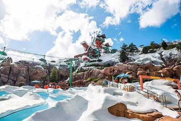 暴风雪海滩水上乐园