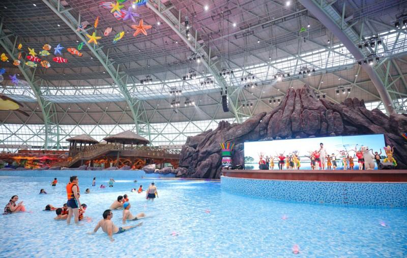 水上乐园设备的品质、安全以及是否具备高互动性决定水上乐园是否具有竞争力!