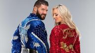 WWE男女混合双打赛图集,挑战不可能!