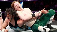 轻量级冠军锦标赛最后一轮开打!《WWE 205 Live 2018.02.21》