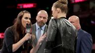 大公主致歉隆达·罗西?HHH铁拳伺候科特·安格!《WWE RAW 2018.02.27》