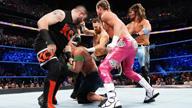 六重威胁赛,传奇大师AJ·斯泰尔斯能否捍卫冠军?《Fastlane 2018》