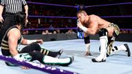 穆斯塔法·阿里遭遇新挫折!《WWE 205 Live 2018.03.07》