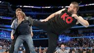 丹尼尔·布莱恩重返擂台,惨遭凯文萨米暴打!《WWE SD 2018.03.21》