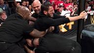 强尼·加尔加诺从人群中袭击托马索,被驱逐出NXT?《WWE NXT 2018.03.22》