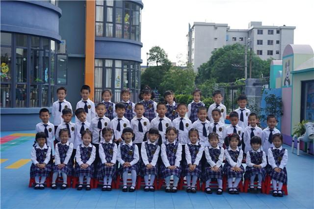 再见了我的幼儿园——美的广厦幼儿园毕业照活动