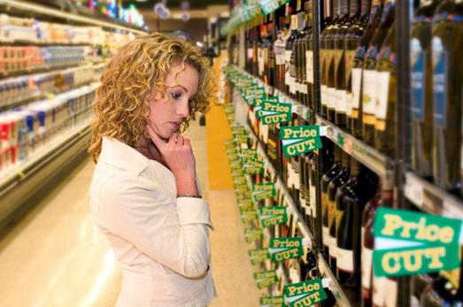 葡萄酒选购