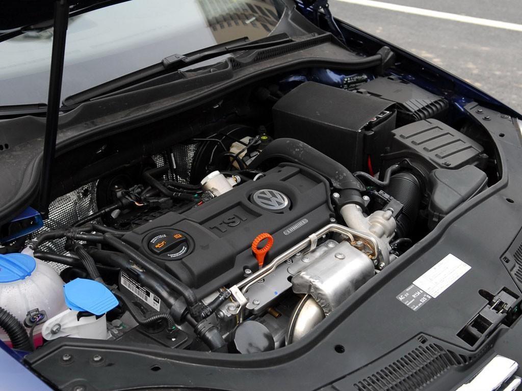 速腾搭载的发动机是基于大众基于横直模块化mqb平台而全新研发
