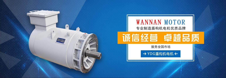 盾构机主驱动电机—皖南电机