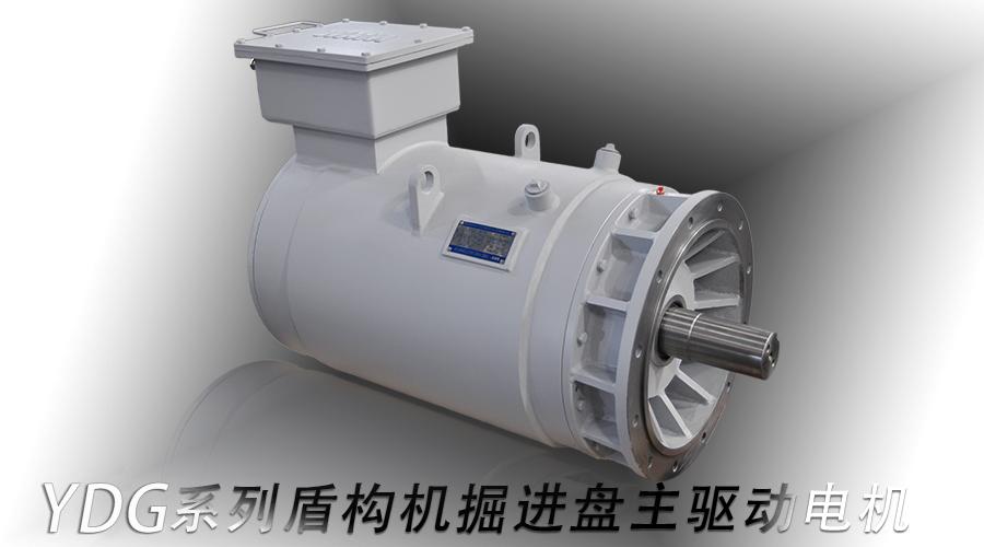 YDG系列盾构机掘进盘主驱动电机