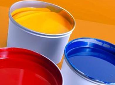 用于不干胶商标印刷机的水性油墨
