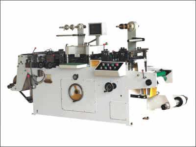 平压平标签印刷机