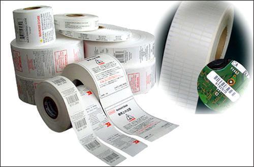 PVC不干胶标签