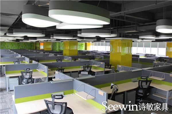屏风工作位 上海办公家具