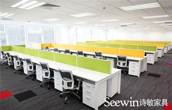 职员办公桌 办公家具设计