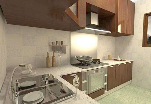 橱柜 厨房 家居 设计 装修 500_347
