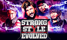 NJPW25分钟内销售掉所有门票!