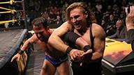WWE英国冠军赛以及NXT女子冠军赛同时打响!《WWE NXT 2018.02.15》