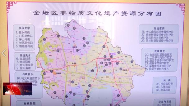 金坛区各镇地图