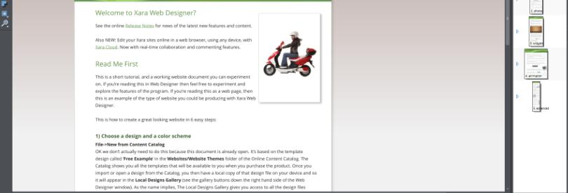 网页设计工具 Xara Web Designer Premium 特别版