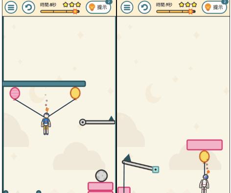 烧脑游戏「Sparkman」火花人爆炸前快把它扔到水中!(iPhone, Android)