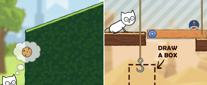 放假闲着就来「Save Cat」拯救猫咪吧!(iPhone, Android)—