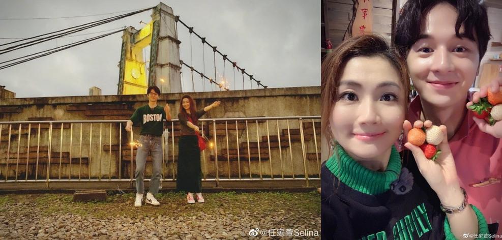 #娱讯#节目尾声与张轩睿成情侣,Selina:想为自己勇敢一次!