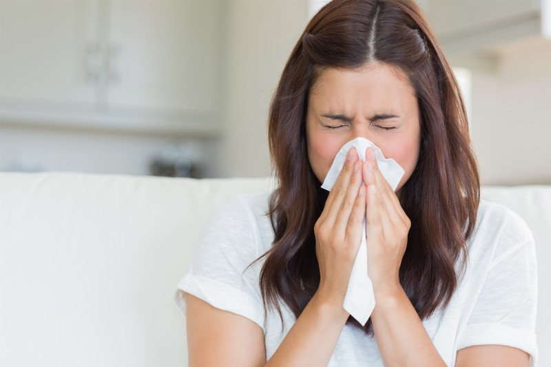 鼻塞、流脓涕、嗅觉障碍